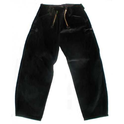 Pantalon velours largeot Allemand