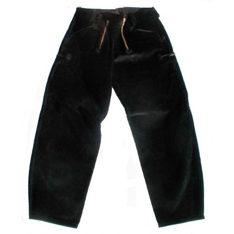6fb13411fb52 Pantalon velours largeot Allemand