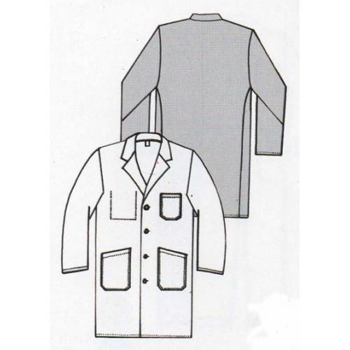 Blouse Le laboureur polyester/coton