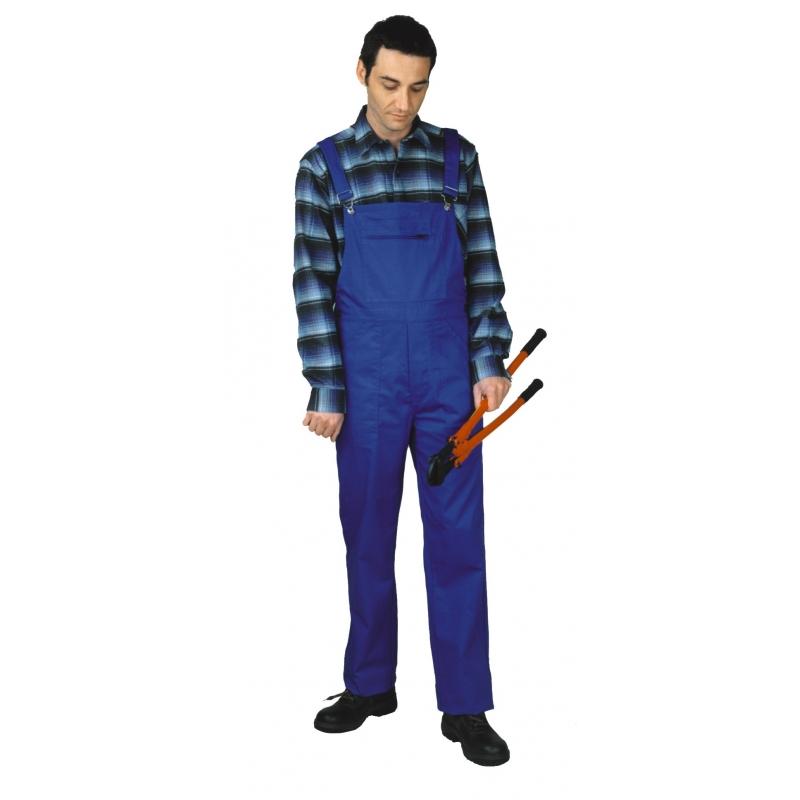 Cotte à bretelles Le laboureur coton/polyester