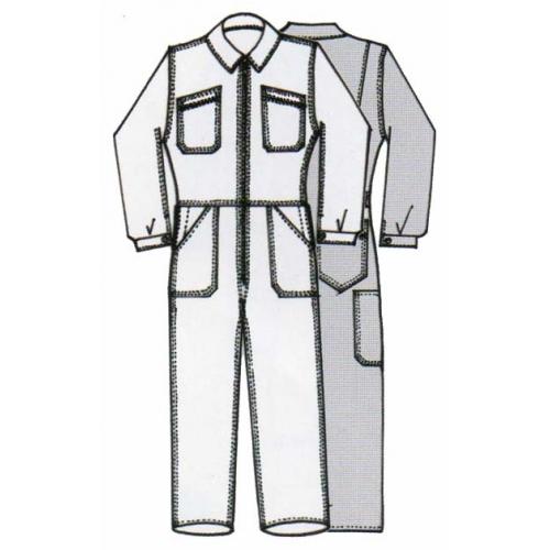 Combinaison Réal Aiglon coton/polyester
