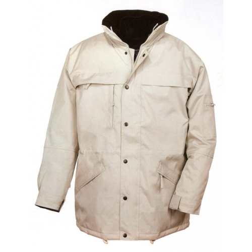 Parka 3 en 1 polyester Oxford enduction imperméable SNS
