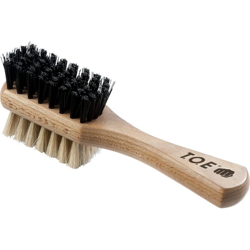 Brosse double-face