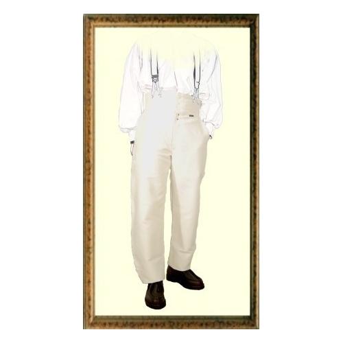 Moleskin trousers tie largeot LE LABOUREUR