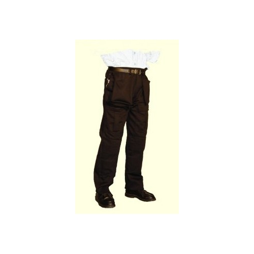 Pants with several pockets