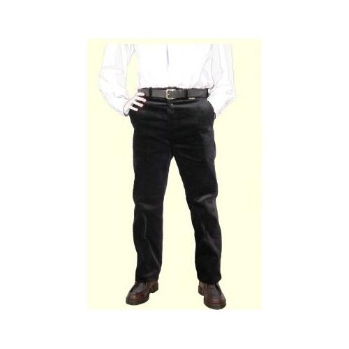 Velvet pants right passers
