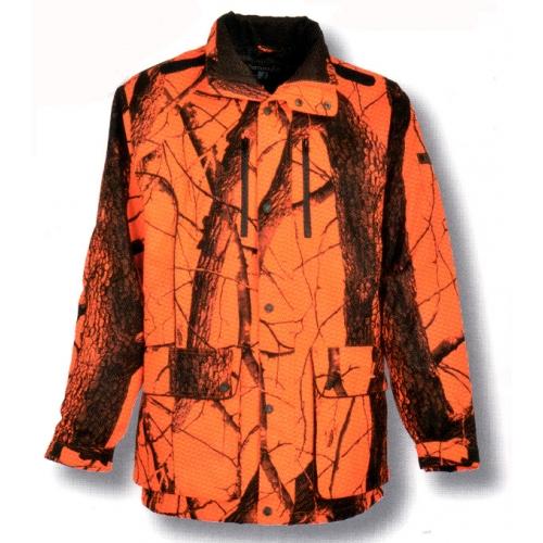 Veste brocard en Skintane® Optimum Hardwoods Blaze®