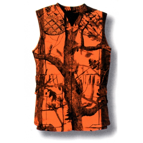 Gilet de traque Ghost Camo Percussion