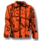 Blouson polaire Chasse Ghost/Camo