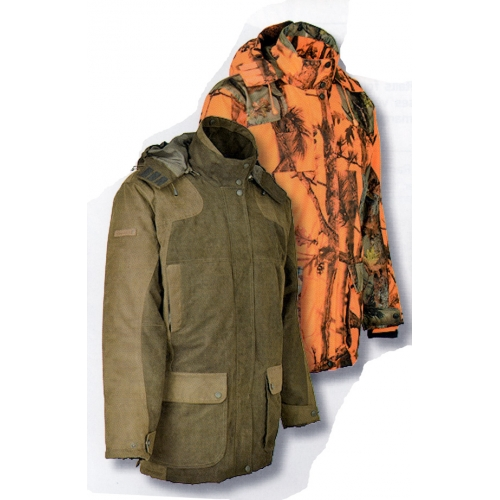 Parka de chasse Percussion Grand Nord