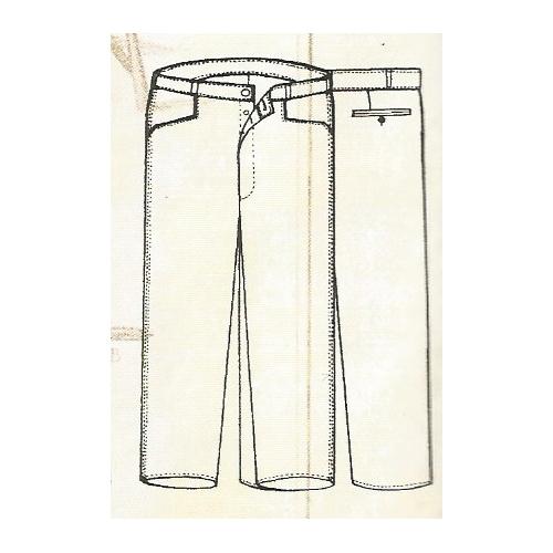 Pantalon villette maquignon