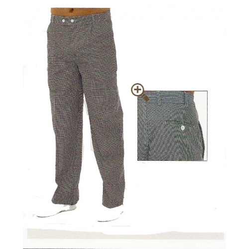 Pantalon de cuisine KEVIN