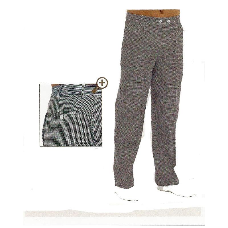 Pantalon de cuisine ERIC