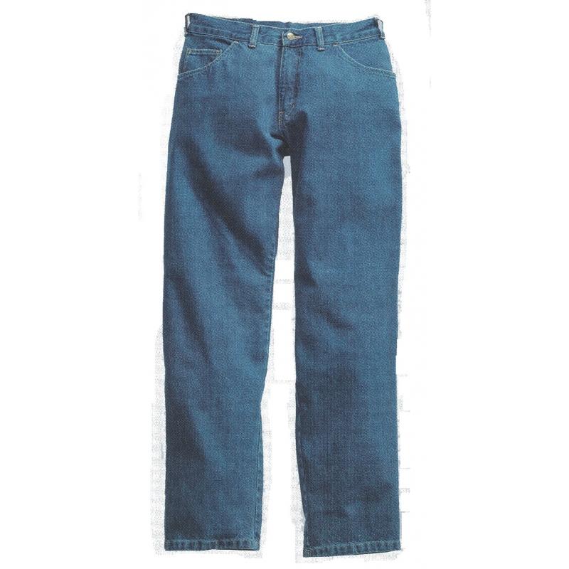 Jeans avec poche mètre