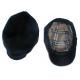 30s style hat velvet