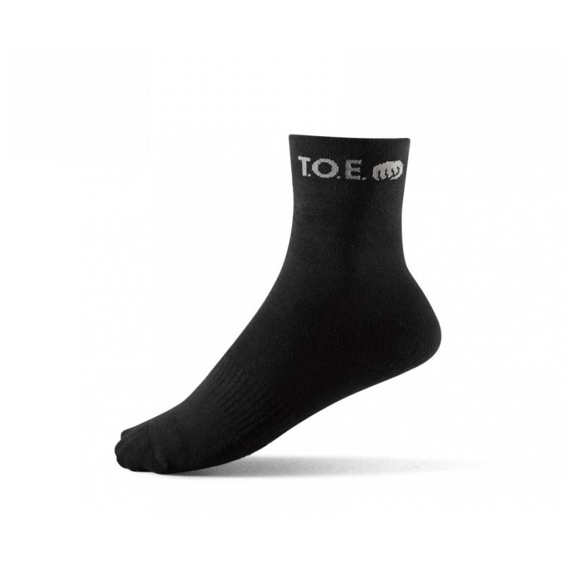 Chaussettes TOE actives noires