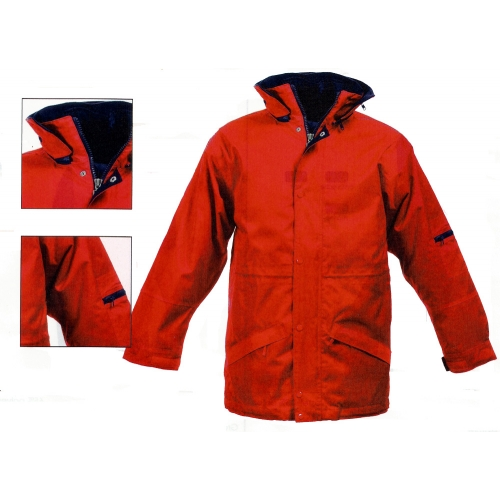 Parka 3 en 1 Enduction Imperméable SNS