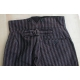 Pantalon droit velours Le Laboureur 100% coton taille 38