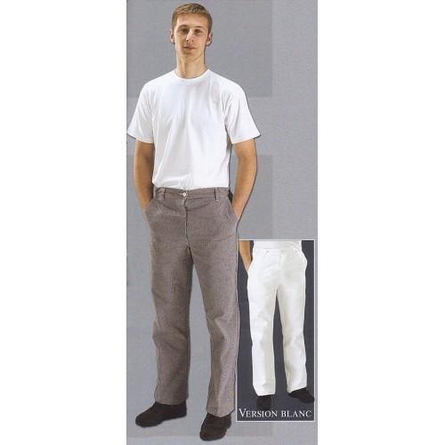 Pantalon de cuisinier Travalux
