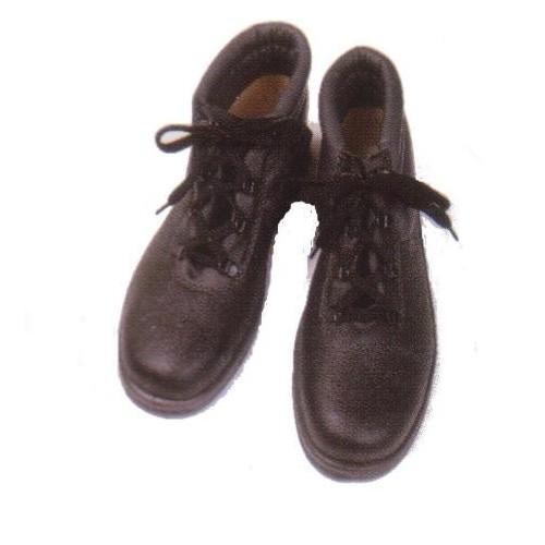Chaussures de travail hautes gris/noir