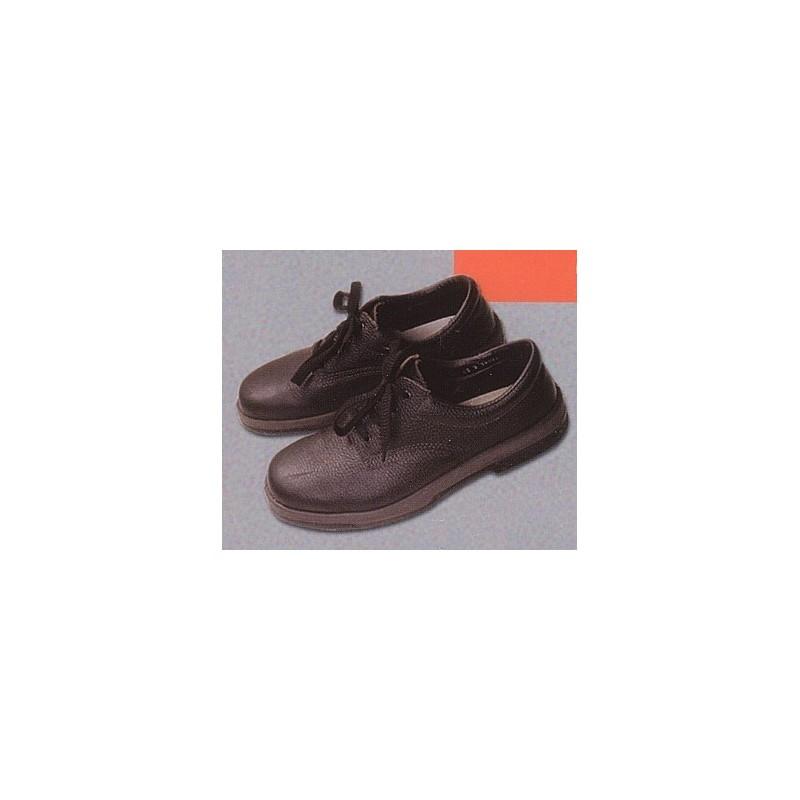Chaussures de travail basses gris/noir