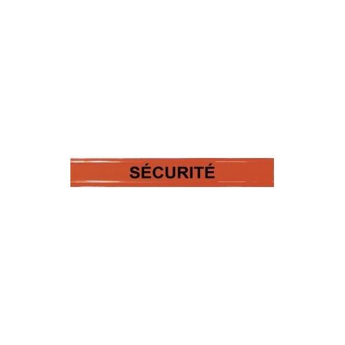 Brassard roll strap Sécurité Privée