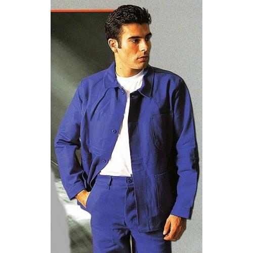 Veste de travail coton/polyester