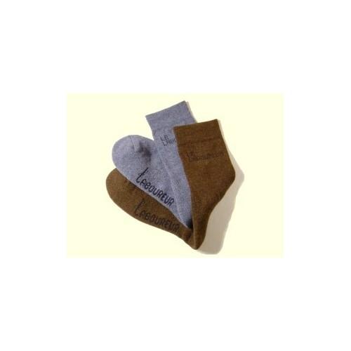 Chaussettes courtes en laine LE LABOUREUR