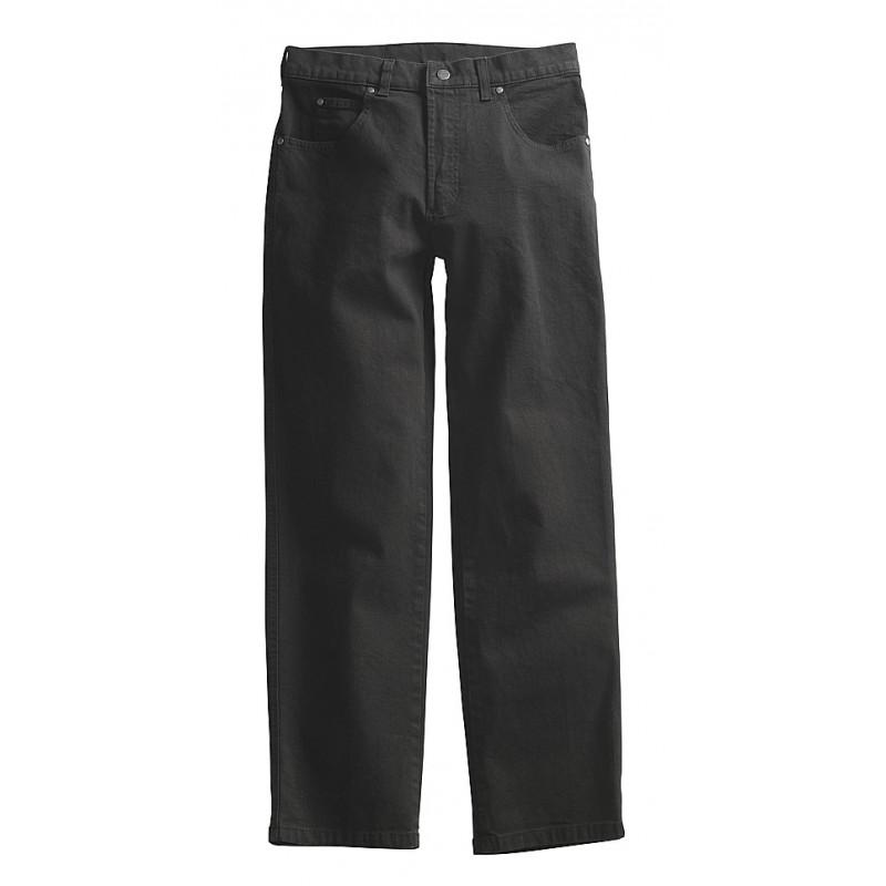 Pantalon jeans sans poche mètre