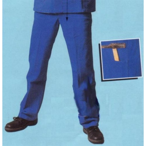 Pantalon de travail coton/polyester