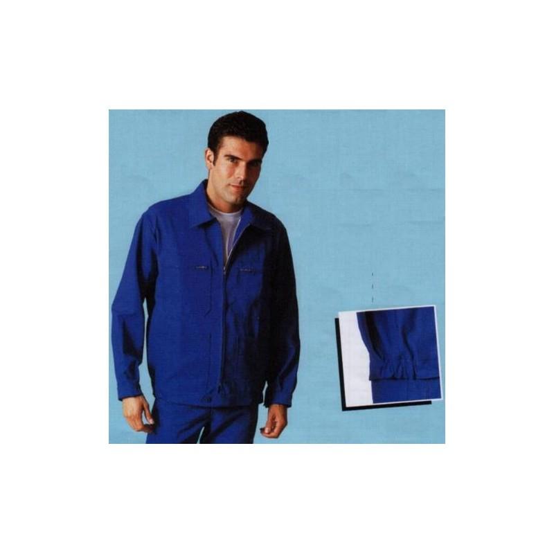 Blouson de travail 4 poches polyester/coton