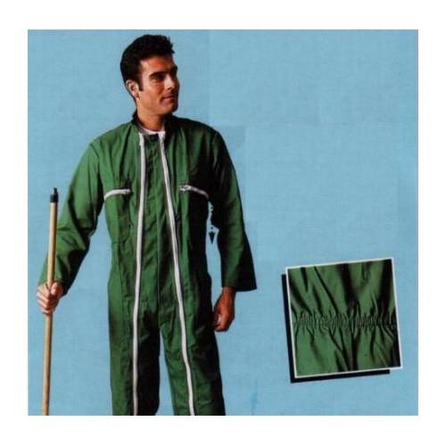 Combinaison quick polyester/coton