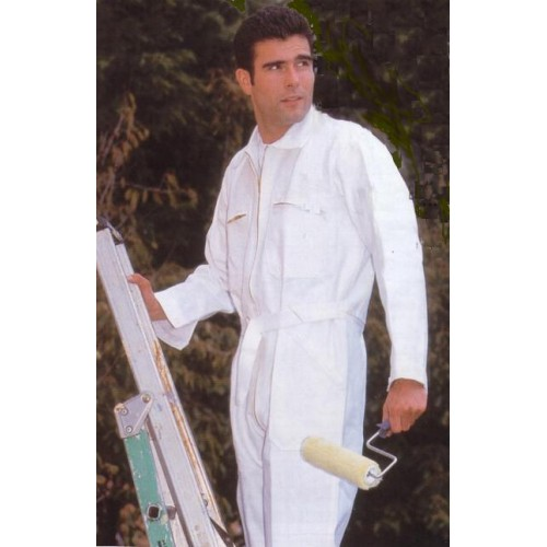 Combinaison ceinture boucle coton