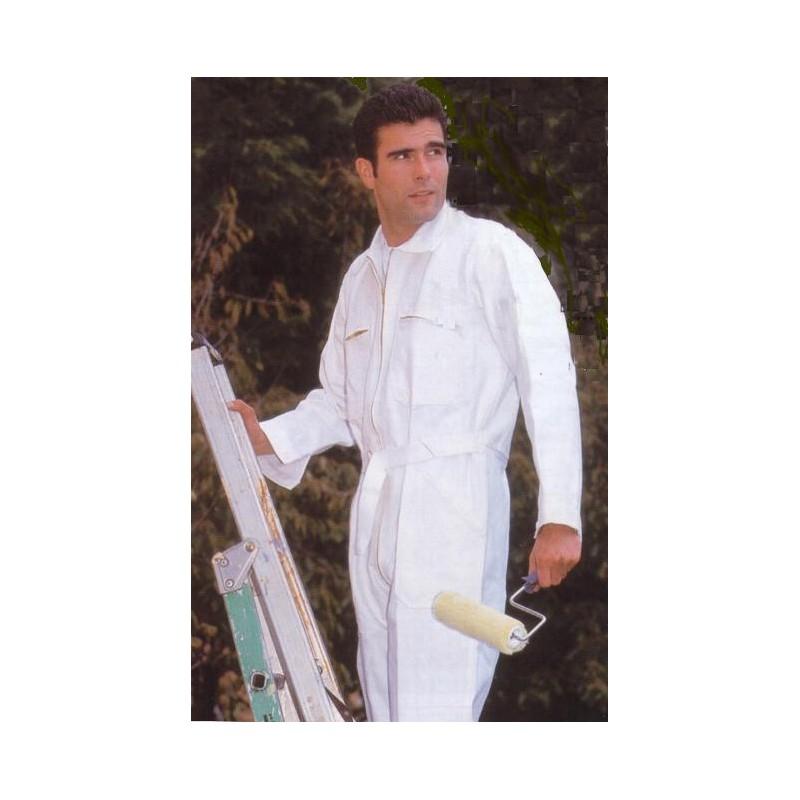 Combinaison ceinture boucle polyester/coton