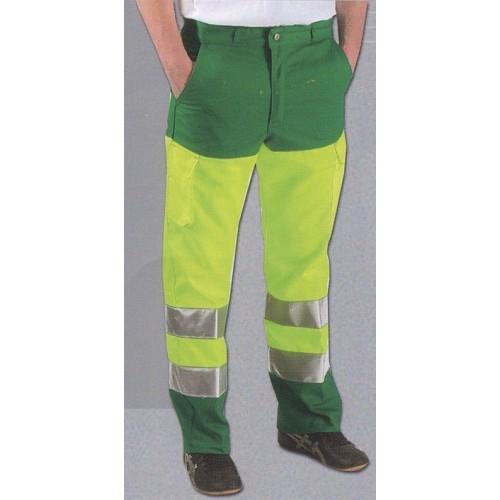 Pantalon haute visibilité Norme Classe II - EN471