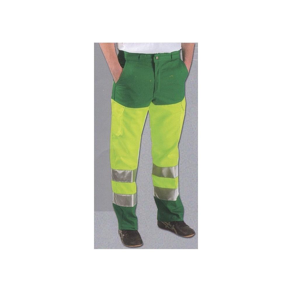 9024d47ffab Pantalon haute visibilité Norme Classe II - EN471