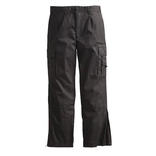 Pantalon Oxford avec poches cargo