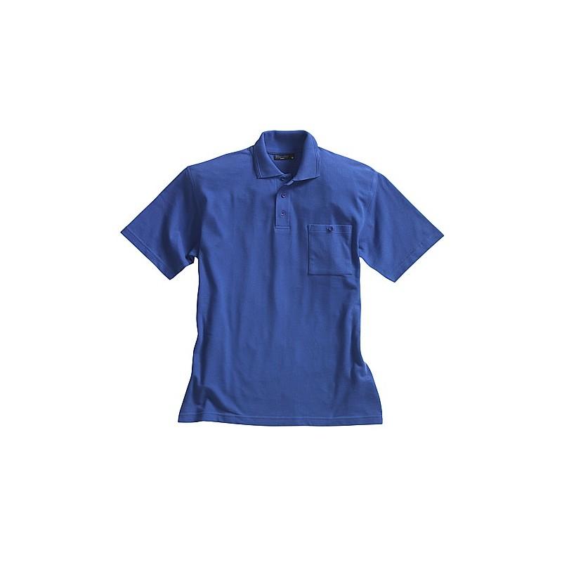 Polo manches courtes poly/coton