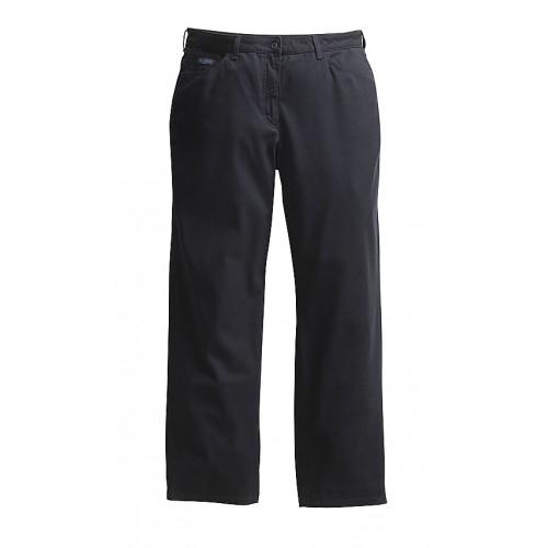 Pantalon gabardine stretch pour femme