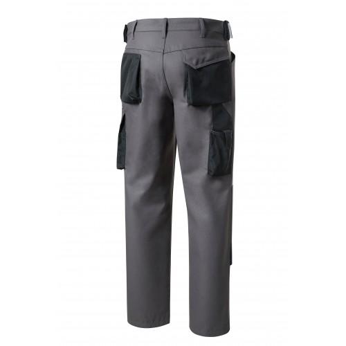 Pantalon en stretch canvas cargo Pionier