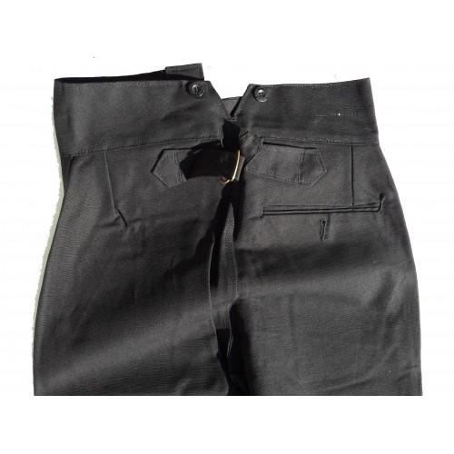 Pantalon en lin Le Laboureur taille 38