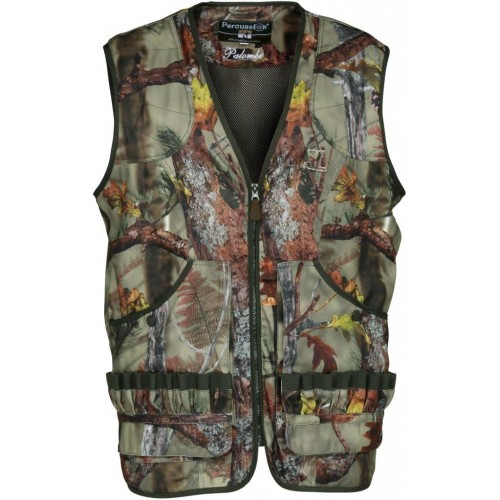 Gilet de Chasse Palombe GhostCamo Forest