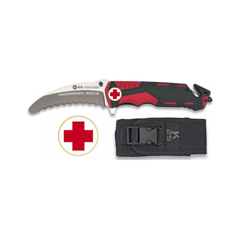 Couteau de poche pour Secouriste 19996