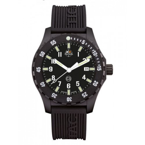 Montre Trooper Carbon H3Tactical