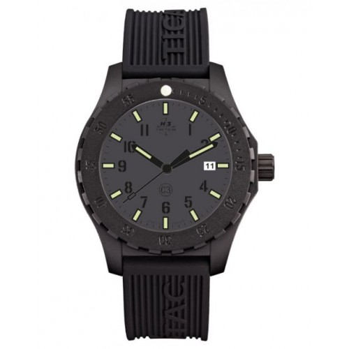 Montre Trooper Carbon Tactital H3Tactical