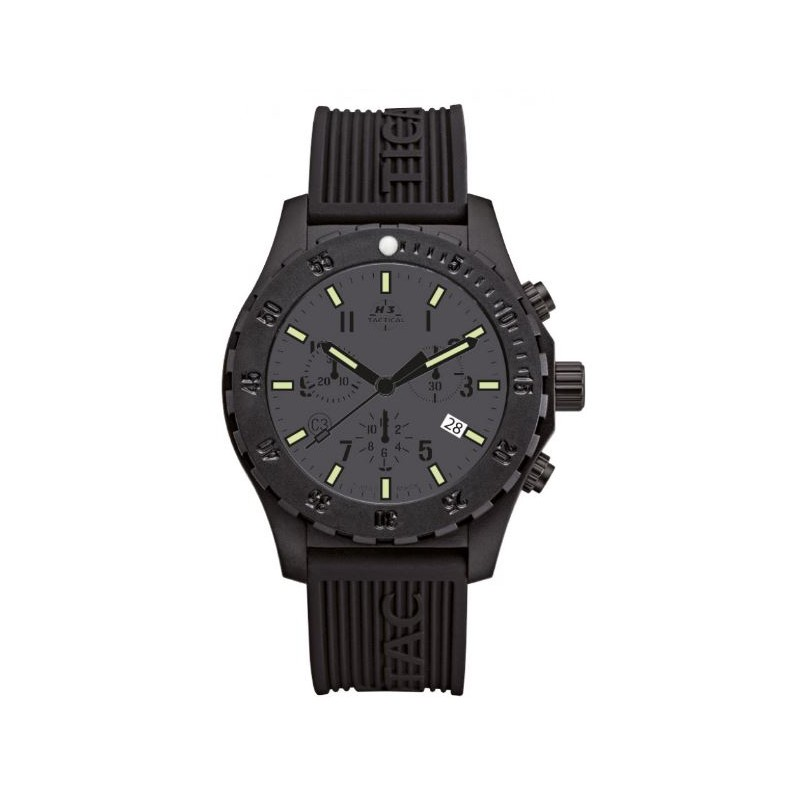 Montre Trooper Carbon Chrono Tactital