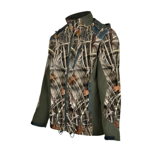 Blouson Softshell GhostCamo Wet