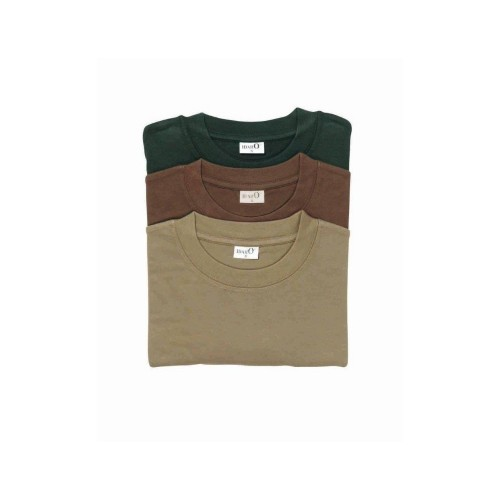 Pack de 3 Tee-shirt Idaho
