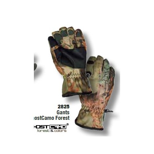 Gants GhostCamo Forest Percussion