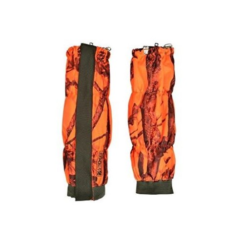 Guêtres de chasse Percussion GhostCamo Blaze & Black